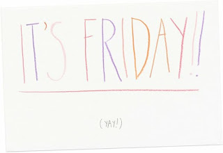 Dear Friday…