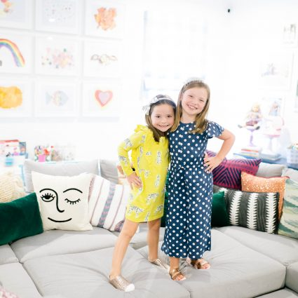 Fashionistas in Training + Nordstrom Kids Clothing