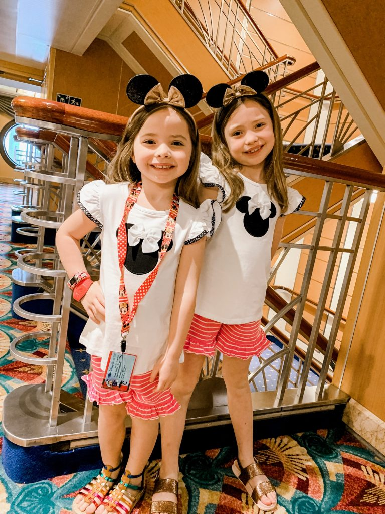 Disney Cruise Review... Set Sail with Mickey and Friends featured by top US travel blog, Hello! Happiness